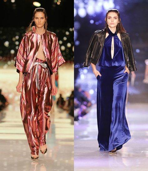 חוזרת לימי פלאשדאנס הזוהרים, גליה להב, שבוע האופנה גינדי 2017 | צילום: אבי ולדמן