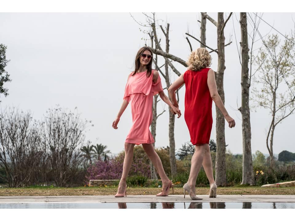 קולקציה נקיה ומנימליסטית ולא רק לנשים בעלות ניסיון | הוניגמן לקיץ 17 | צילום: תום מרשק