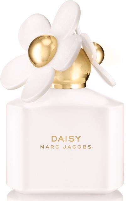 גם לבקבוק מגיע פרח   Marc Jacobs Daisy White   צילום: יח''צ חו''ל