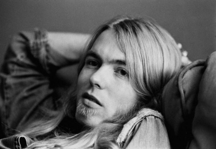 ca. 1973, San Francisco, California, USA --- Gregg Allman of the Allman Brothers Band --- Image by © Neal Preston/Corbis