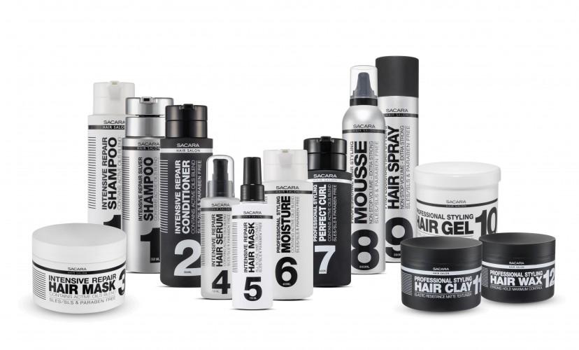 חדש - SACARA משיקה סדרת שיער מקצועית חדשה HAIR SALON צילום קית גלסמן (2)