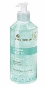 Hydra Vegetal Gel Nettoyant Fraicheur Seve Vegetale Hydrocaptrice Flacon Pompe