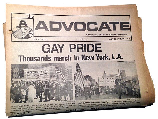 מצעד הגאווה הראשון | הסיפור