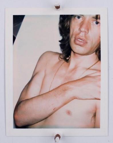 ג'אגר, מיק, 4/1975 | תצלום פולאקולור סוג 108