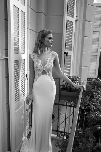 אפשר לתרום לי גם את הפיגורה?  שמלה של המעצבת ליהי הוד / צילום יחצ