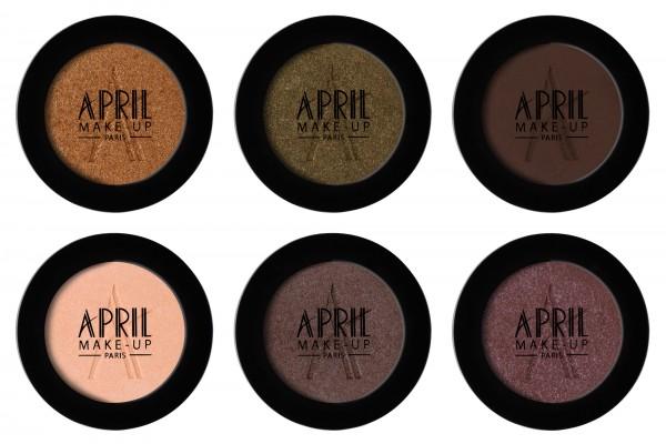 מגיע מזל טוב: ׳אפריל׳ משיקה קולקציית איפור