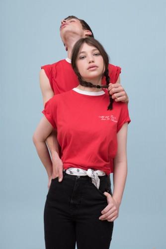 Belle&Sue X Vender T shirt -  photo Guy Nahum Levy