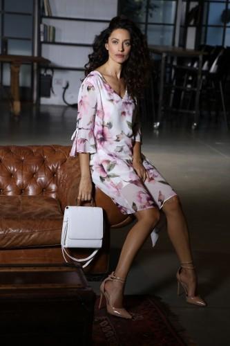 פרזנטורית של המותג כבר שש עונות | שירלי בוגנים למותג האופנה 'דיסקרט' | צילום: דימה קרמינסקי