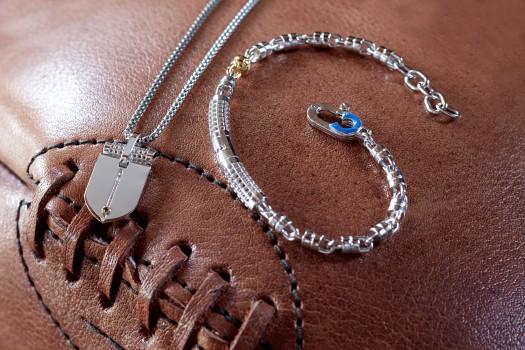 COMETE - קולקציית התכשיטים לגבר | צילום: יח״צ חו״ל