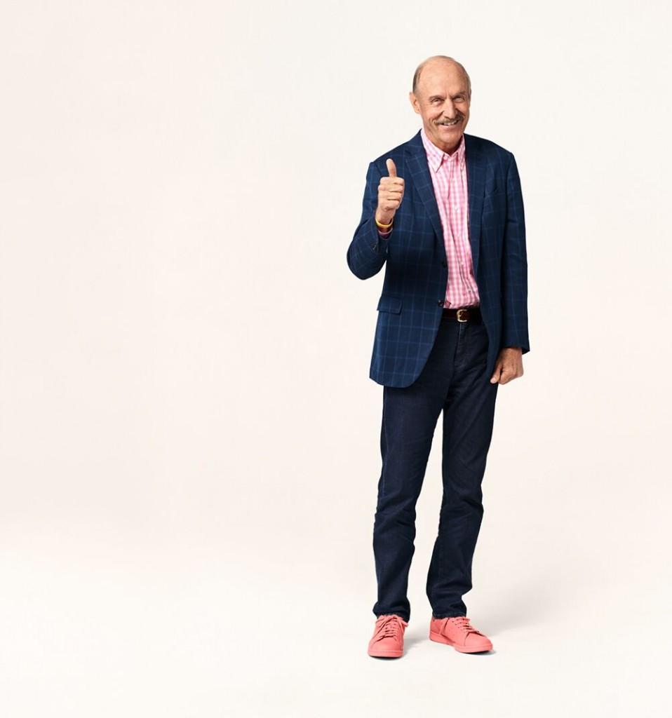 אף אחד לא זוכר את שחקן הטניס רוברט אלה שהנעליים נקראו בתחילה על שמו