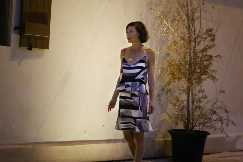 מגיל 14 עוסקת בעולם האופנה   צילום: תהילה אור