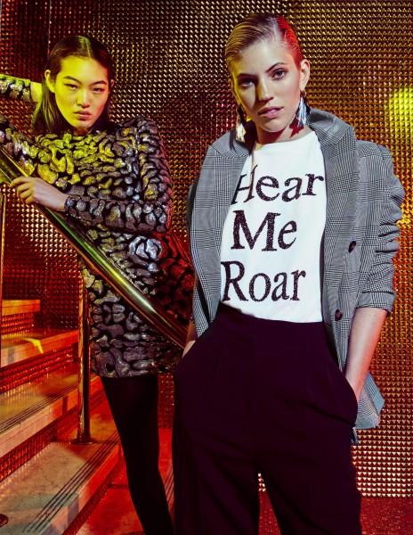 H&M FALL FASHION צילום הנס מוריץ