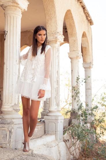 שמלה GALITA | נעליים SCOOP