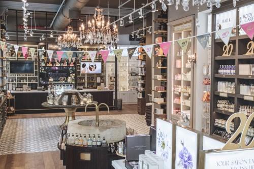 SABON החנות החדשה בניו יורק | צילום״ יח״צ