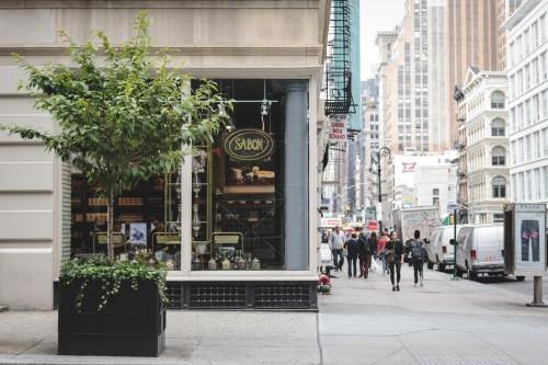 SABON החנות החדשה בניו יורק????? ??? (21)