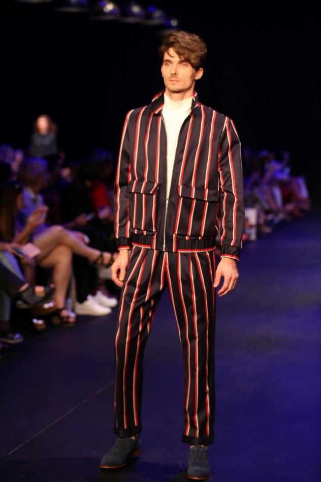 היינו שמחים לראות את הגברים בארץ מתלבשים ככה | קולקציית חורף של רנואר | צילום: לנס הפקות