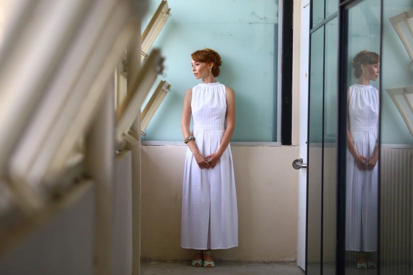 המעצבים ניפגשים עם הלקוחות בחנות   צילום: תהילה אור