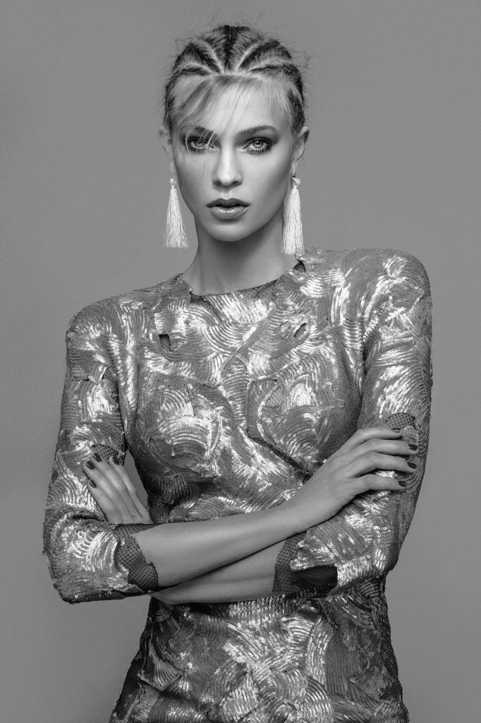 שמלה אריאל טולדנו