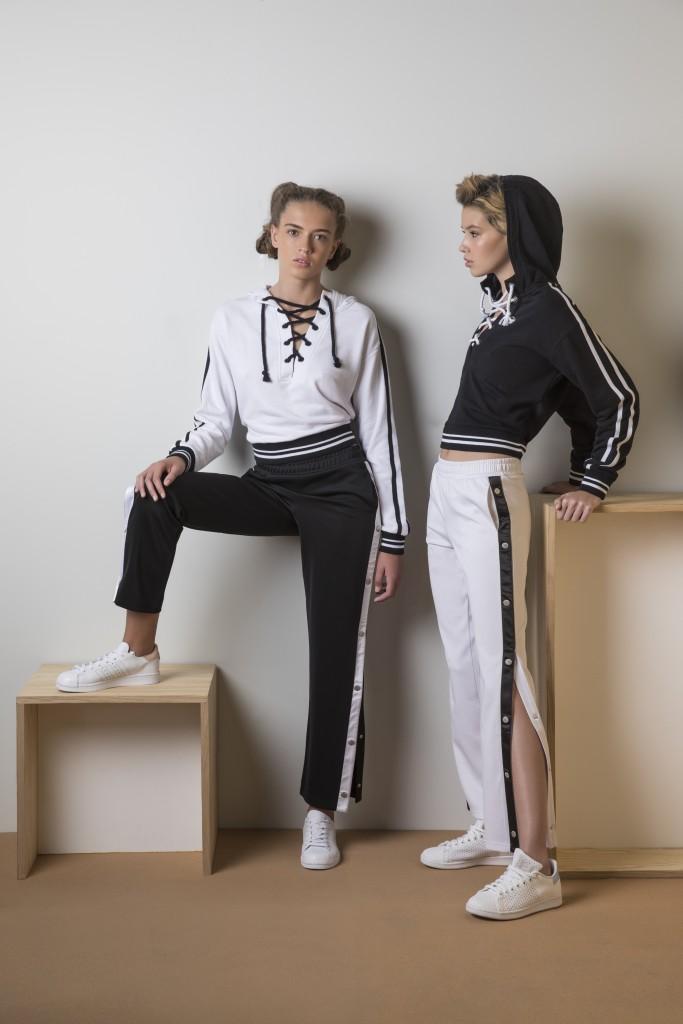 הלוק האתלטי משתלט על עולם האופנה כבר כמה עונות | צילום: שי יחזקאל