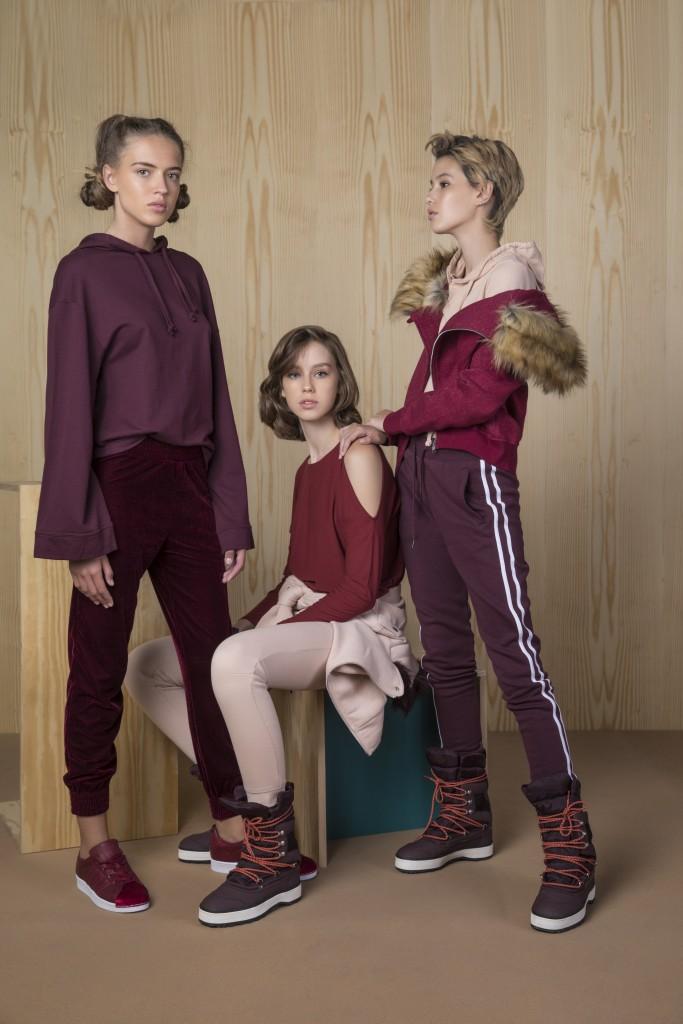מגמות אופנה המתורגמים לאופנת בייסיק | צילום: שי יחזקאל