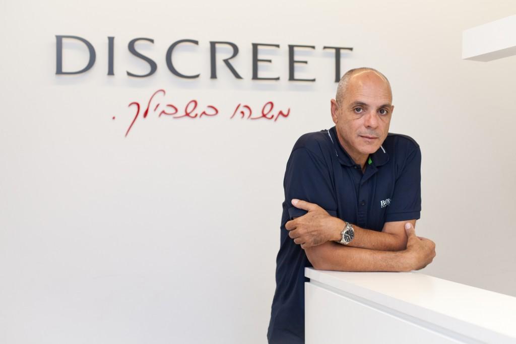יעקב גבאי, בעלים ומנכ''ל הרשת מאמין שדרך האופנה יגיע השלום | צילום: יח''צ