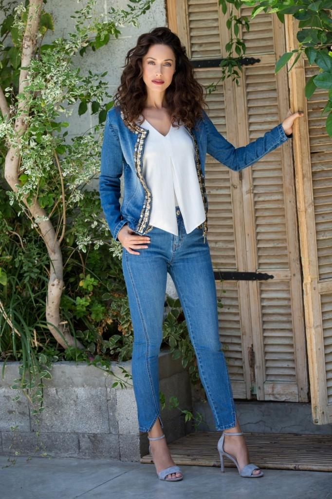 אופנה שהיא תוצרת כחול-לבן| צילום: ירין פיין וגיא כושי