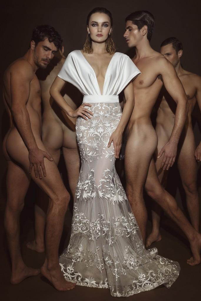 פרץ לתודעה בזכות השרה מירי רגב שעיצבה עבורה שמלה לפסטיבל קאן | צילום: דביר כחלון
