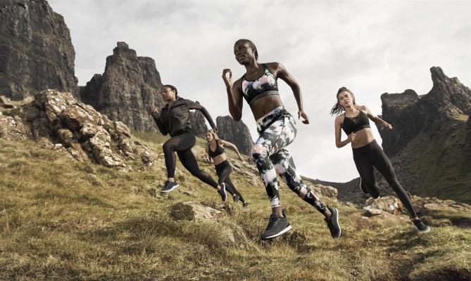 לטווח ארוך: קולקציית הספורט החדשה של H&M