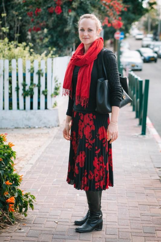 אופנת רחוב היא אופנה של סגנון אישי