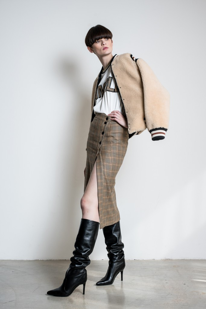 אתגר גדול עמד בפניהם המתח בין בגדי נשים לבגדי גברים   צילום: רון קדמי