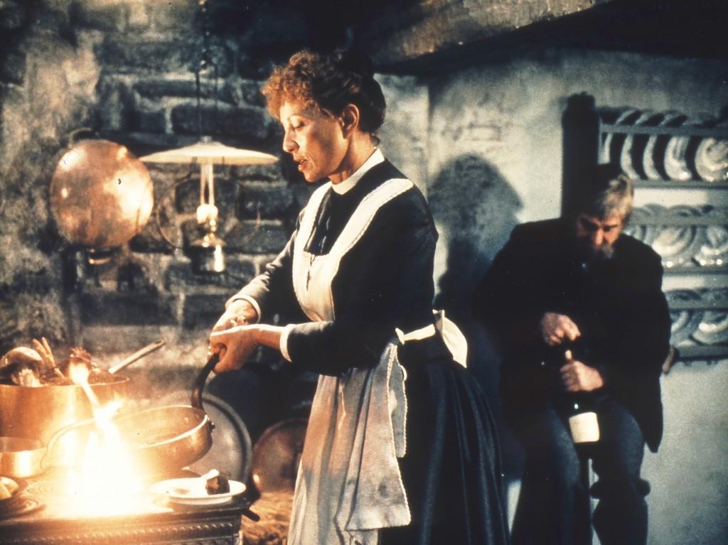 החגיגה של באבט באדיבות סרטי נחשון Babette Cooking
