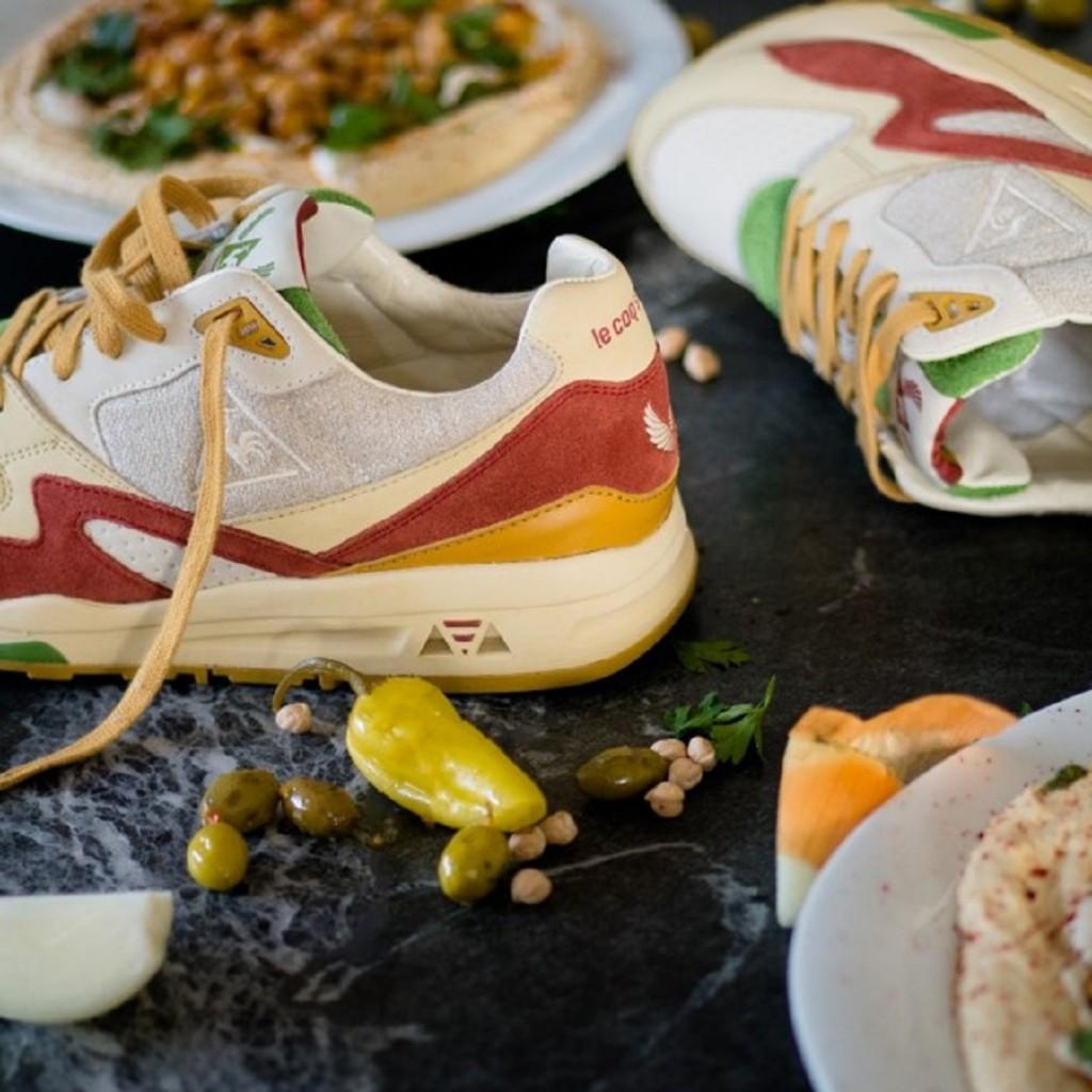 מאוד מקורי אכיל פחות / SneakerBox & le Coq Sportif / צילום: לה קוק ספורטיף