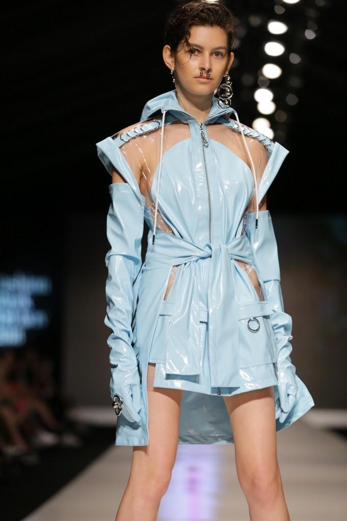אלון ליבנה | שבוע האופנה תל אביב 2018| צילום: אבי ולדמן