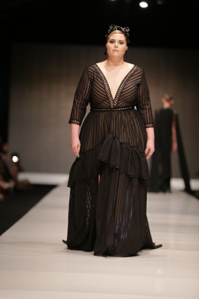 דרור קונטנטו | שבוע האופנה תל אביב 2018| צילום: אבי ולדמן