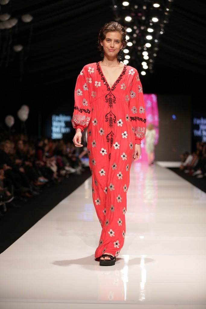 טובה'לה | שבוע האופנה תל אביב 2018 | צילום: אבי ולדמן