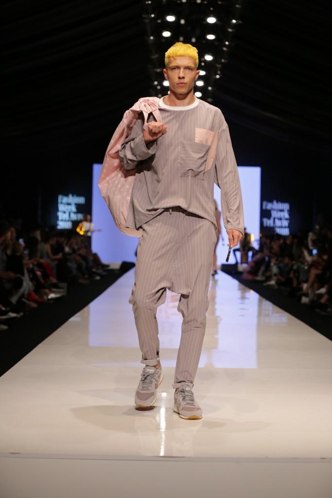 מעוז דהאן לנובוריש דוג | שבוע האופנה תל אביב 2018 | צילום: אבי ולדמן