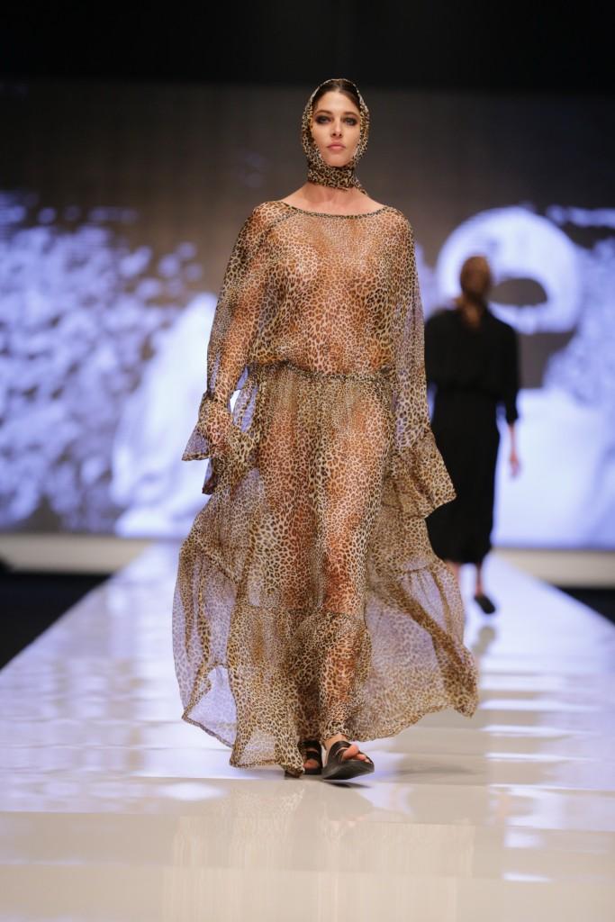 עידן לרוס   שבוע האופנה תל אביב 2018   צילום: אבי ולדמן