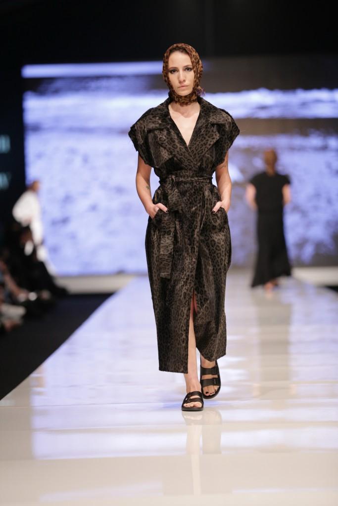 עידן לרוס | שבוע האופנה תל אביב 2018 | צילום: אבי ולדמן