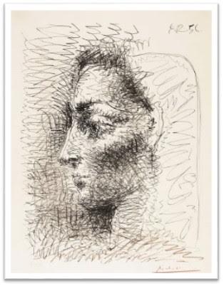 מתוך 'המסתוריות של פיקאסו' מאת פבלו פיקאסו / 'גלריית אלטמן'