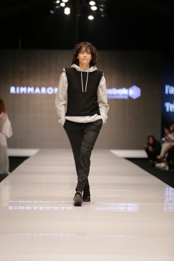 רימה רומנו | שבוע האופנה תל אביב 2018 | צילום: אבי ולדמן
