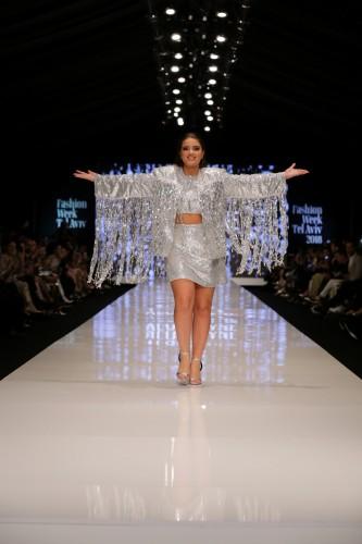 PANDORA SHINE גאלה שבוע האופנה תל אביב 2018 / צילום: אבי ולדמן