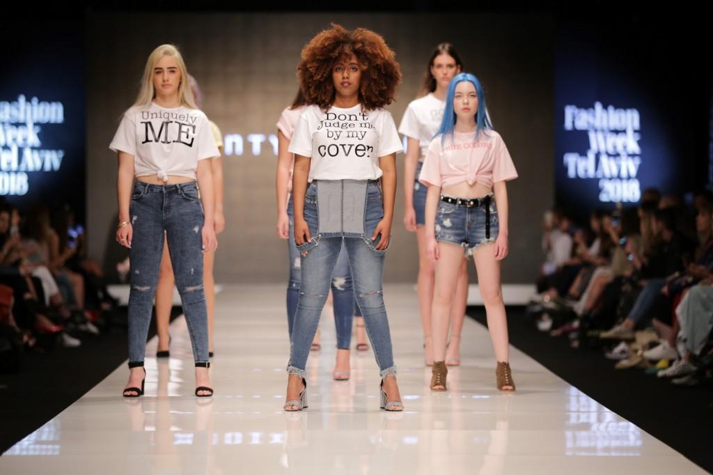 TWENTYFOURSEVEN   שבוע האופנה תל אביב 2018   צילום: אבי ולדמן