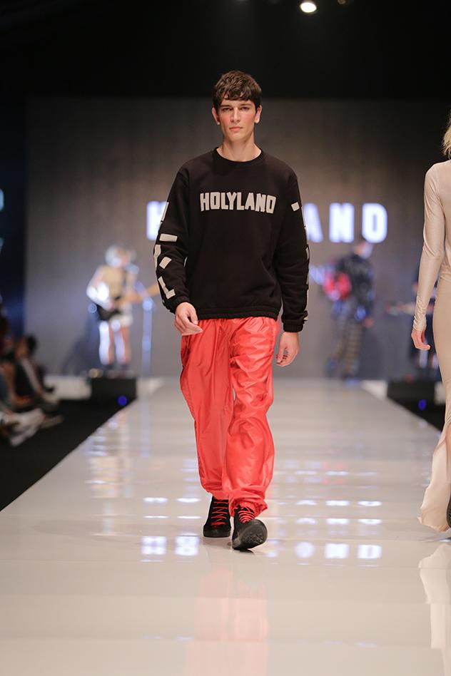 Holyland Civilians | שבוע האופנה תל אביב 2018 | אבי ולדמן