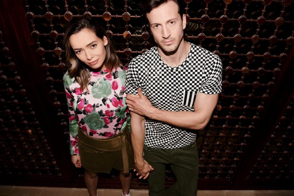 תזוזי קצת ימינה ואז נראה רק את מייקל לואיס לאתר האופנה MINE / צילום: עמית שסטוביץ