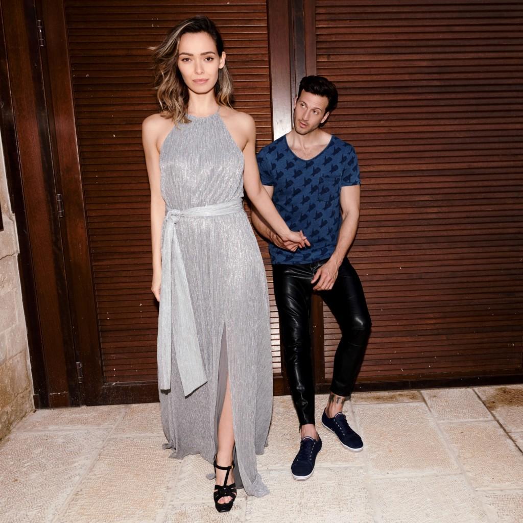 לכי ותשאירי אותנו עם מייקל לואיס לאתר האופנה MINE / צילום: עמית שסטוביץ
