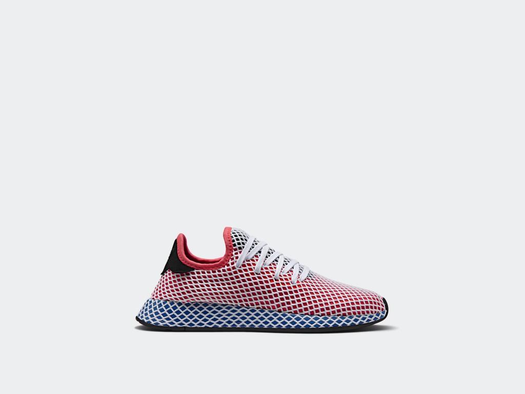 הרשת כמוטיב מרכזי בנעליים | נעלי DEERUT אדידס | צילום: יח''צ חול