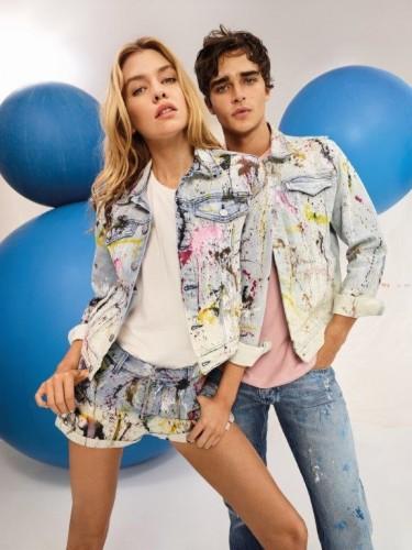 פריטי ג'ינס שיהפכו לפריטי אספנות | Pepe Jeans London לקיץ 18' | צילום: יח''צ חו''ל