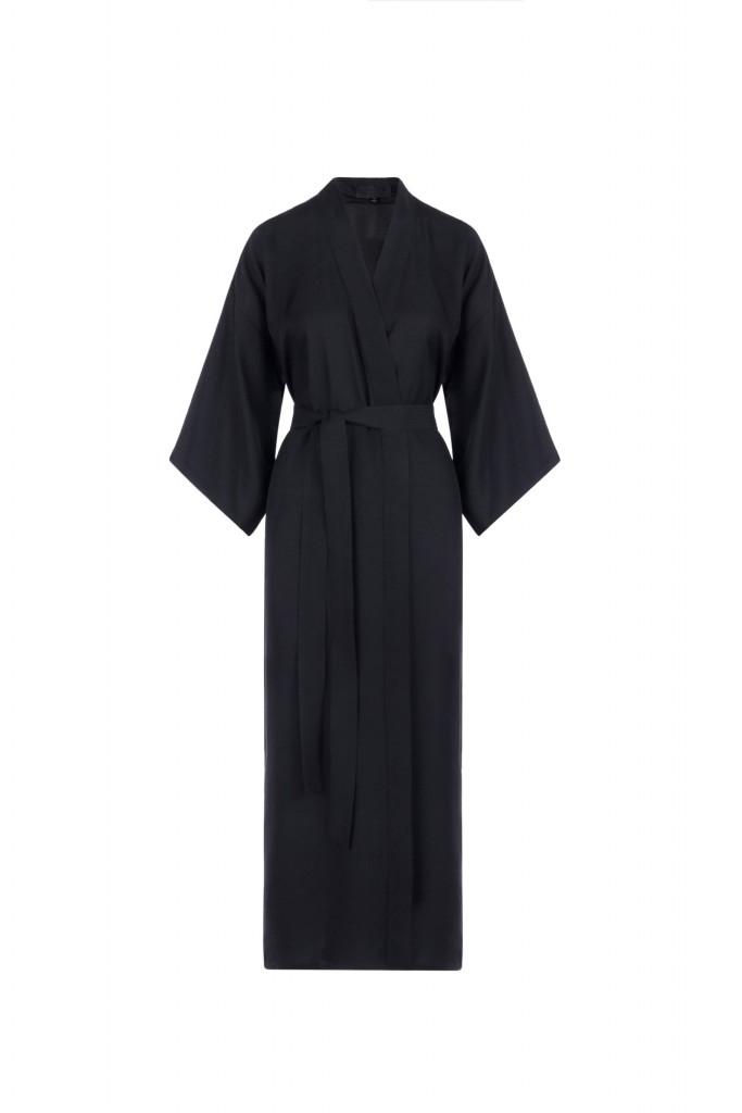 תמיד טוב שתהיה שמלה בגזרת חלוק ועוד ממשי   LINI LOTAN לFACTORY 54   צילום: יח''צ חו''ל