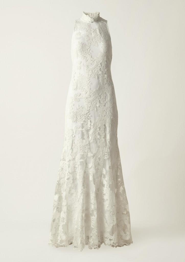 אם את מתחתנת בקרוב זאת שמלת הכלולות שלך | H&M Conscious Exclusive | צילום: הנס מוריץ