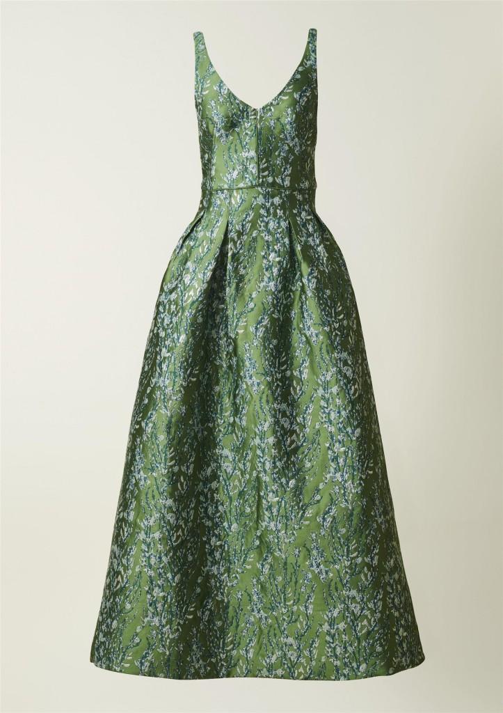 שמלת הערב שלך לאירוע בליל קיצי | H&M Conscious Exclusive | צילום: הנס מוריץ